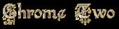 Font Kelly Ann Gothic Chrome Two Logo Preview