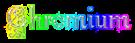 Font Kelly Ann Gothic Chromium Logo Preview