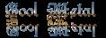 Font Kelly Ann Gothic Cool Metal Logo Preview