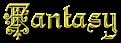 Font Kelly Ann Gothic Fantasy Logo Preview