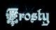 Font Kelly Ann Gothic Frosty Logo Preview