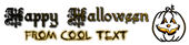 Font Kelly Ann Gothic Halloween Symbol Logo Preview