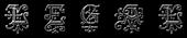 Font Kelly Ann Gothic Legal Logo Preview