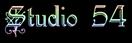 Font Kelly Ann Gothic Studio 54 Logo Preview