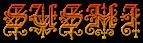 Font Kelly Ann Gothic Sushi Logo Preview