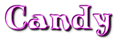 Font Knuffig Candy Logo Preview