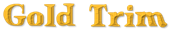 Font Knuffig Gold Trim Logo Preview