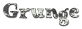 Font Knuffig Grunge Logo Preview