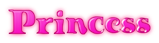 Font Knuffig Princess Logo Preview