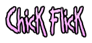 Font Kornucopia Chick Flick Logo Preview