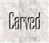 Font Labtop Carved Logo Preview