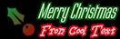 Font Labtop Christmas Symbol Logo Preview