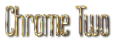 Font Labtop Chrome Two Logo Preview