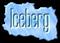 Font Labtop Iceberg Logo Preview
