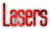 Font Labtop Lasers Logo Preview
