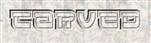 Font Leftovers Carved Logo Preview