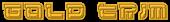 Font Leftovers Gold Trim Logo Preview