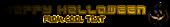 Font Leftovers Halloween Symbol Logo Preview