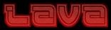 Font Leftovers Lava Logo Preview