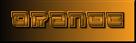 Font Leftovers Orange Logo Preview