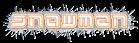 Font Leftovers Snowman Logo Preview