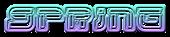 Font Leftovers Spring Logo Preview