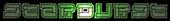 Font Leftovers Starburst Logo Preview