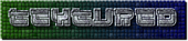 Font Leftovers Textured Logo Preview