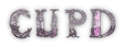Font Letters Animales Cupid Logo Preview
