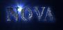 Font Letters Animales Nova Logo Preview