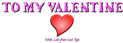 Font Letters Animales Valentine Symbol Logo Preview