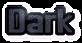 Font MacType Dark Logo Preview