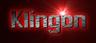 Font MacType Klingon Logo Preview