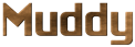 Font MacType Muddy Logo Preview