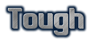 Font MacType Tough Logo Preview