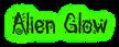 Font Magician Alien Glow Logo Preview