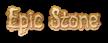 Font Magician Epic Stone Logo Preview