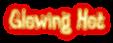 Font Magician Glowing Hot Logo Preview