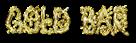 Font Magician Gold Bar Logo Preview