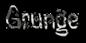 Font Magician Grunge Logo Preview
