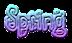 Font Magician Spring Logo Preview