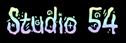 Font Magician Studio 54 Logo Preview