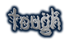 Font Magician Tough Logo Preview