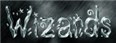 Font Magician Wizards Logo Preview