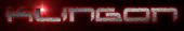 Font Metatron Klingon Logo Preview