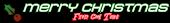 Font MetroDF Christmas Symbol Logo Preview