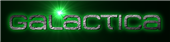 Font MetroDF Galactica Logo Preview