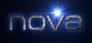 Font MetroDF Nova Logo Preview
