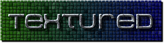 Font MetroDF Textured Logo Preview