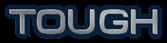 Font MetroDF Tough Logo Preview